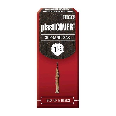 Plasticover Sax soprano sib 1.5 Box 10 pc