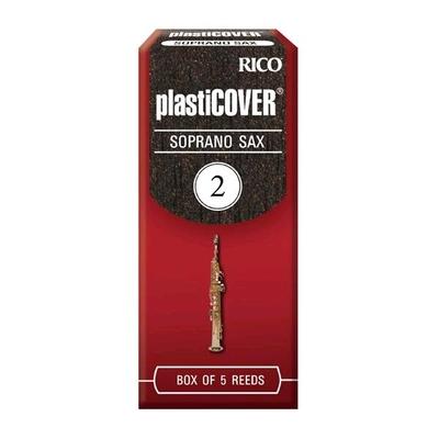 Plasticover Sax soprano sib 2 Box 10 pc