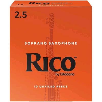 Rico Sax soprano sib 2.5 Box 10 pc