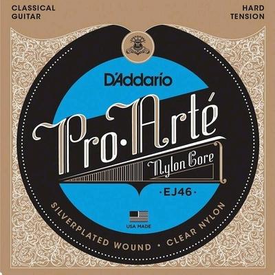 D'Addario EJ46 Pro Arte .0285-.044 Hard Tension