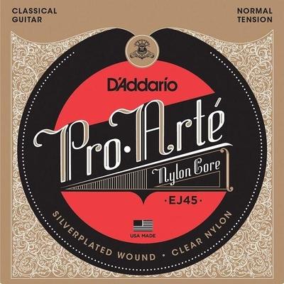 D'Addario EJ45 Pro Arte .028-.043 Normal Tension