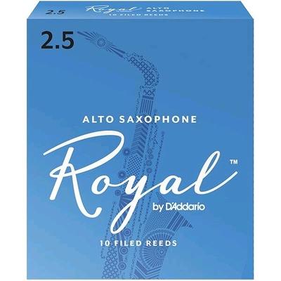 Rico Royal Sax alto mib 2.5 Box 10 pc