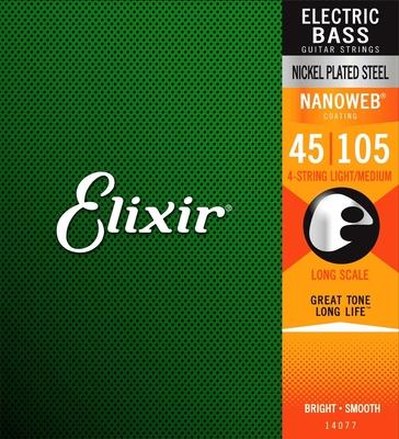 Elixir 14077 Basse Medium 045-105