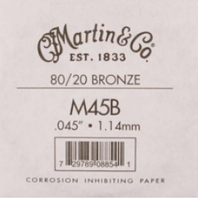 Martin & Co Acoustic Bronze M45B