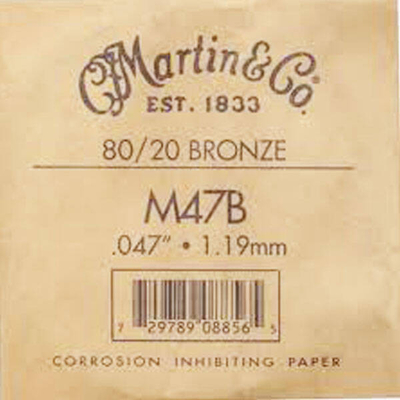 Martin & Co Acoustic Bronze M47B