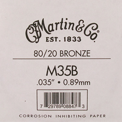 Martin & Co Corde filée bronze M35B
