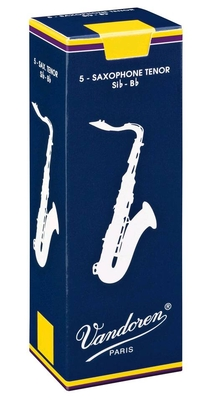 Vandoren Classic Sax ténor sib 1 Box 5 pc