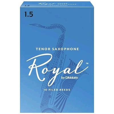 Rico Royal RKB1015 Sax ténor sib 1.5 Box 10 pc