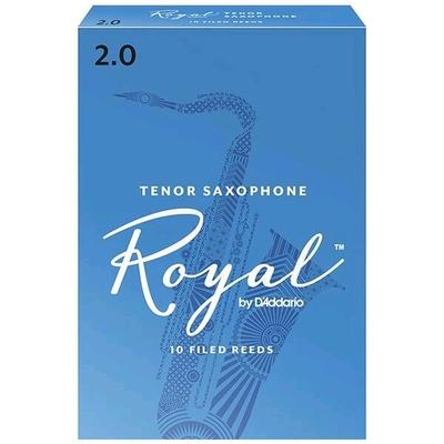 Rico Royal Sax ténor sib 2.0 Box 10 pc