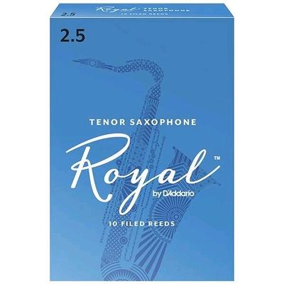 Rico Royal Sax ténor sib 2.5 Box 10 pc