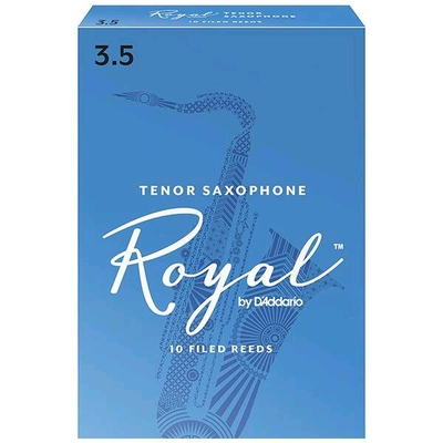 Rico Royal Sax ténor sib 3.5 Box 10 pc