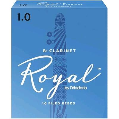 Rico Royal Clarinette sib 1.0 Box 10 pc
