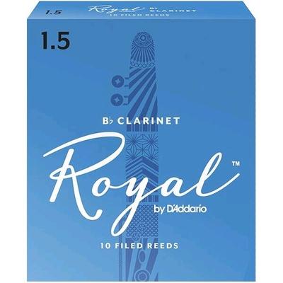 Rico Royal Clarinette sib 1.5 Box 10 pc