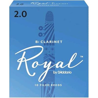Rico Royal Clarinette sib 2.0 Box 10 pc