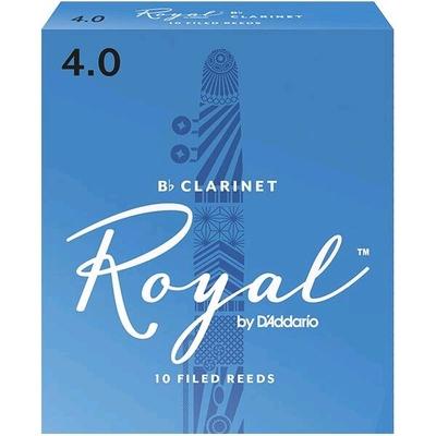 Rico Royal Clarinette sib 4.0 Box 10 pc