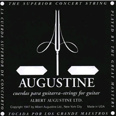 Augustine Classique Noir Tension faible 3 SOL