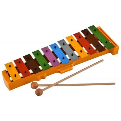 Sonor GS Child's Glockenspiel avec lames couleurs