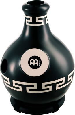 Meinl Fiberglass Tri Sound Ibo Drum, Black Ornament