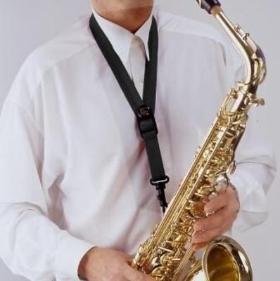 BG S30SH Sangle pour sax alto/ténor standard