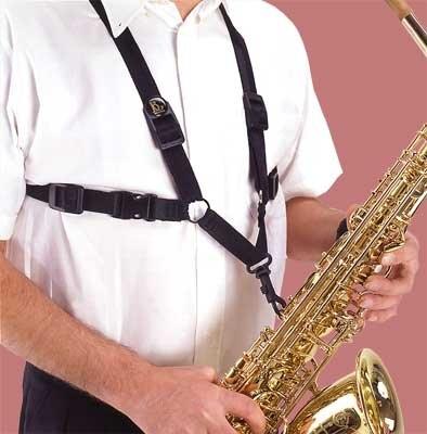 BG S42SH Harnais alto/ténor/baryton ENFANT