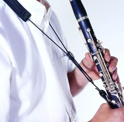 BG C20E Sangle élastique pour clarinette