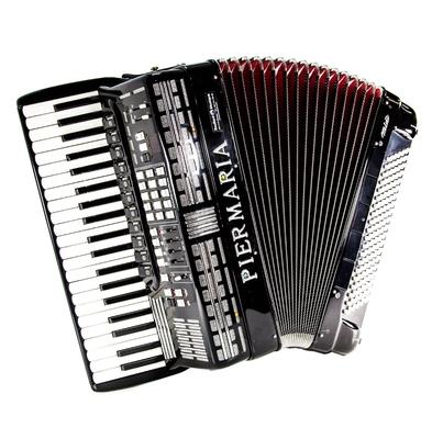 Piermaria 411 MIDI II Piano Midi II 4 voix 120 basses
