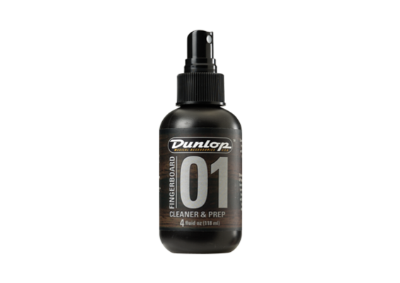 Dunlop Fingerboard 01 cleaner & prep 118ml