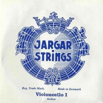 Jargar Fleximétal bleu médium Violoncelle 4/4 La