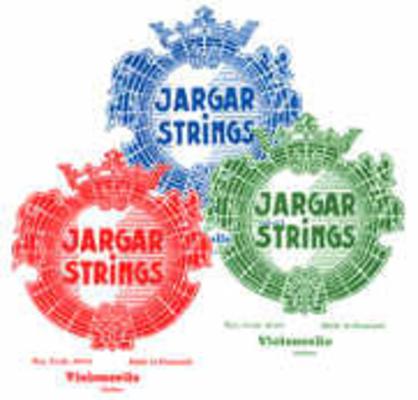 Jargar Fleximétal rouge forte Violoncelle 4/4 Do
