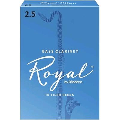 Rico Royal Clarinette basse 2.5 Box 10 pc