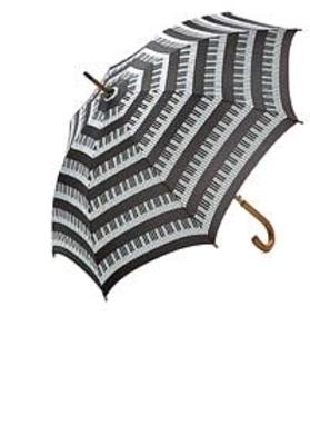 Cadeau Parapluie musical noir