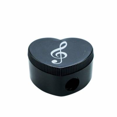 Cadeau Taille-Crayon en forme de coeur