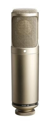 Rode K2 Microphone a Condensateur Tubes