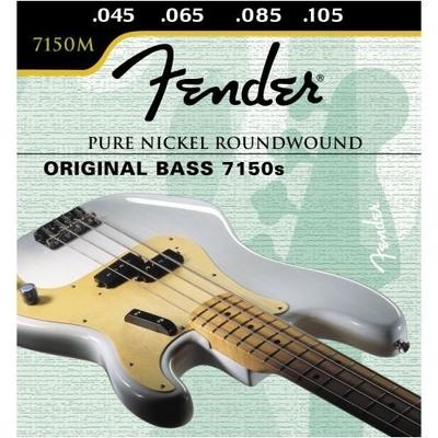 Fender 7150M Original Pure Nickel Medium 045-105