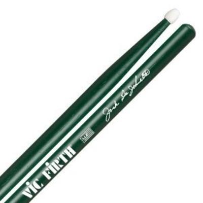 Vic Firth Signature Jack DeJohnette Nylon Nylon Tip SJDN L = 414 D = 144 mm