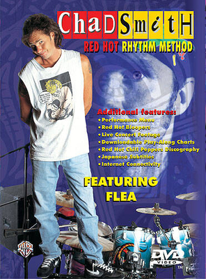 Chad Smith: Red Hot Rhythm Method DVD / Smith, Chad (Artist); Red Hot Chili Peppers (Artist) / I.M.P.
