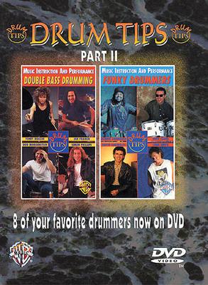 Double Bass Drumming / Funky Drummers / Drum Tips Part 2 / Warner Bros