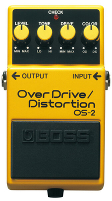 Boss OS-2 Overdrive
