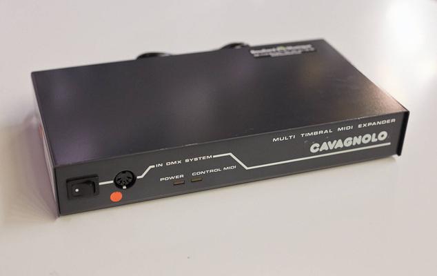 Cavagnolo Boitier de sons DMX123 (petit)