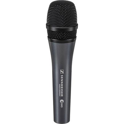 Sennheiser e 845 Micro Dynamique de Chant