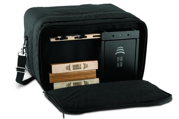 Schlagwerk Percussion TA3 Housse Cajon 50x30x30 cm nylon avec poche