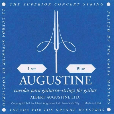 Augustine BLUSSET Classic Blue Bleu Tension Forte