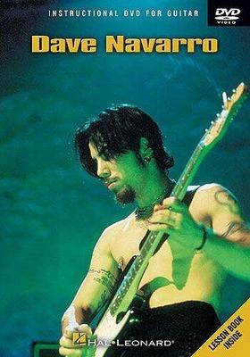 Dave Navarro: Instructional DVD For Guitar / Navarro, Dave (Artist) / Hal Leonard