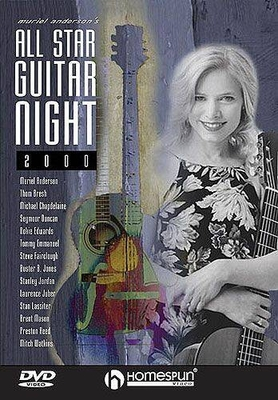 Muriel Anderson's All Star Guitar Night 2000 DVD /  / Homespun