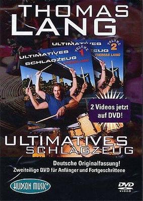 Thomas Lang: Ultimatives Schlagzeug DVD / Lang, Thomas (Artist) / Hudson Music