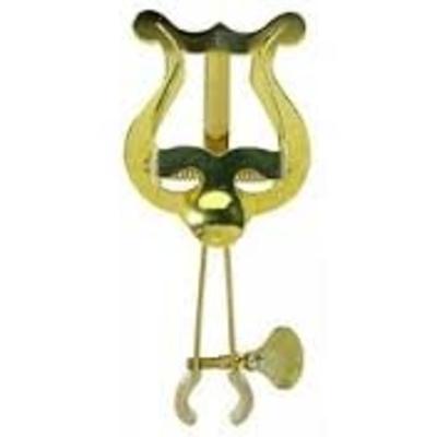 BMB Lyre clip pour trompette – dorée
