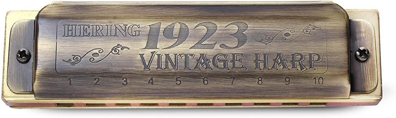 Hering 440 Vintage-Harp 1923 en F