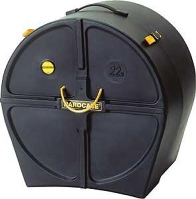 Hardcase bass drum 22»