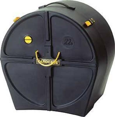 Hardcase bass drum 20»