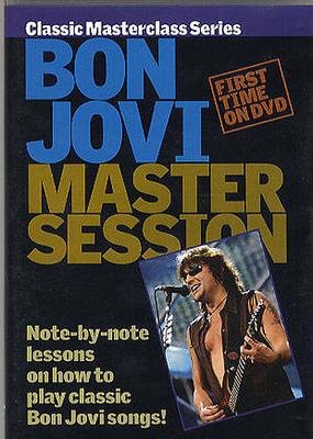 Master Session: Bon Jovi / Bon Jovi (Artist) / Omnibus Media